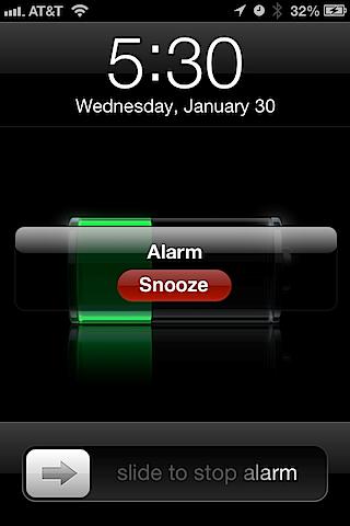 Alarm pic