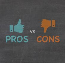 Pros and cons pic