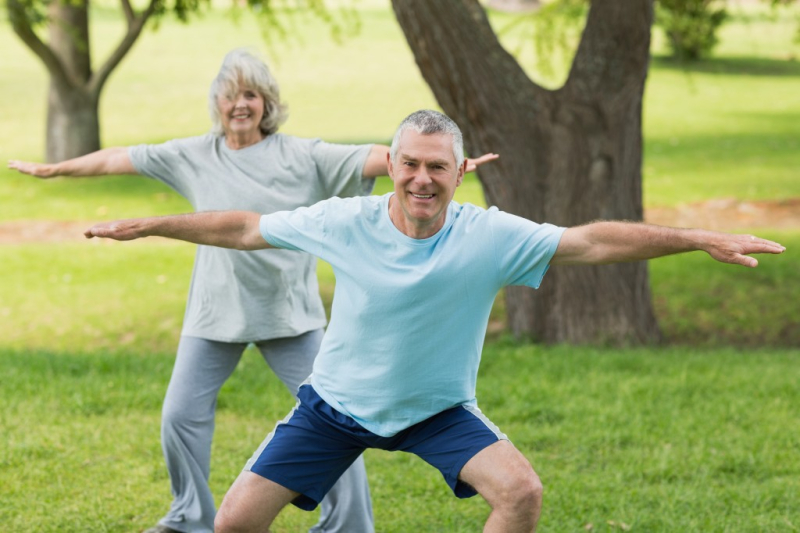 Exercise-over-60