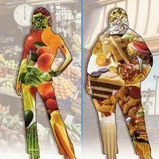 Diet sillouette