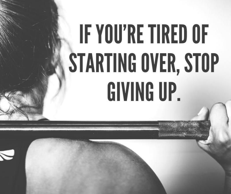 Stop starting pic