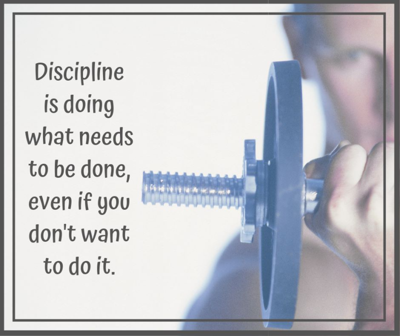 Discipline pic